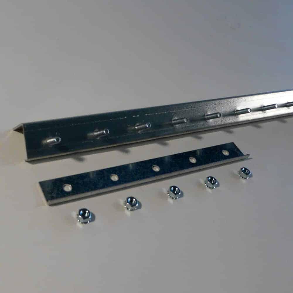 Befestigungsschiene STD Stahl Galvanisiert Deckenbefestigung 1 m
