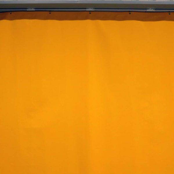 Mehr über Industrievorhang Gelb