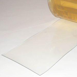 PVC Streifen Meterware für Lebensmittelecht 300 mm x 3 mm
