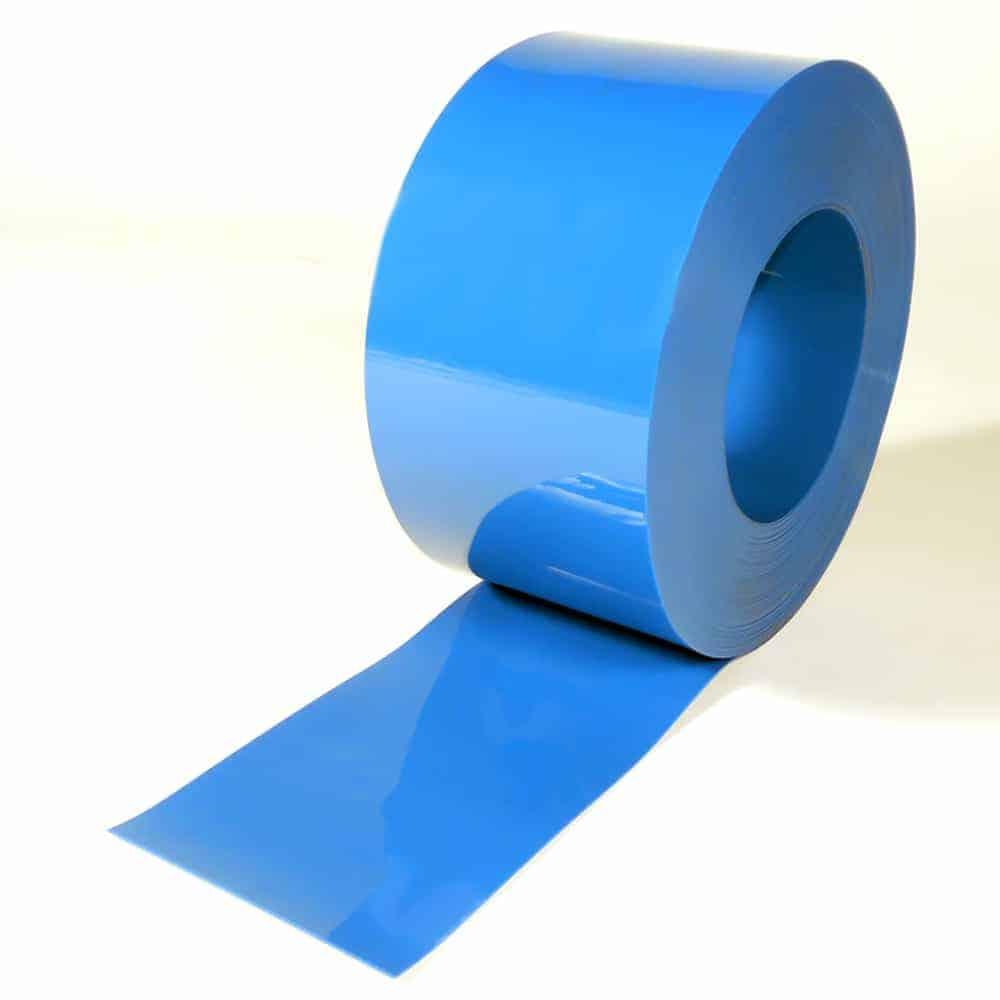 pvc streifen rollenware blau 50 m x 200 x 2 mm shop. Black Bedroom Furniture Sets. Home Design Ideas