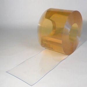 PVC Streifen Rollenware Lebensmittelecht 50 m x 300 mm x 3 mm