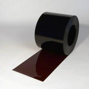 PVC Streifen Rollenware Schweisserschutz Bronze 50 m x 300 mm x 2 mm
