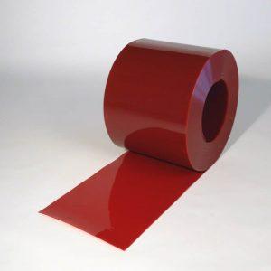PVC Streifen Rollenware Schweisserschutz Rot 50 m x 300 mm x 2 mm