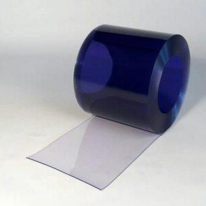 PVC Streifen Rollenware Transparent 25 m x 300 mm x 3 mm