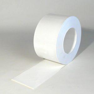 PVC Streifen Rollenware Weiss 50 m x 200 mm x 2 mm