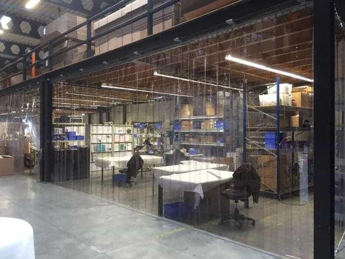 Wie kann man die lebensdauer eines PVC Streifenvorhang verlängern?