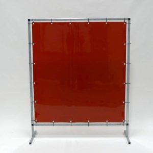 Schweisserschutzwand Folie Bronze 140 cm 180 cm